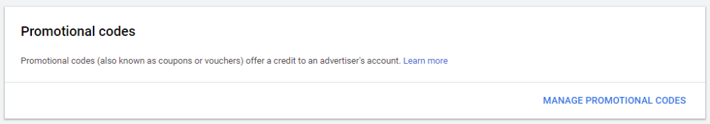 купон гугл реклама